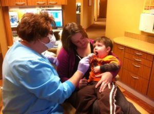 helping kids enjoy and not fear the dentist